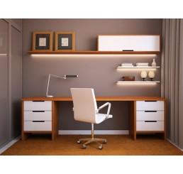 Твоя мечта офис в минималистическом стиле